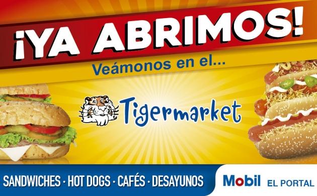 Nuevo Tiger Market El Portal