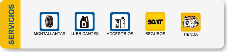EL PEAJE-servicios