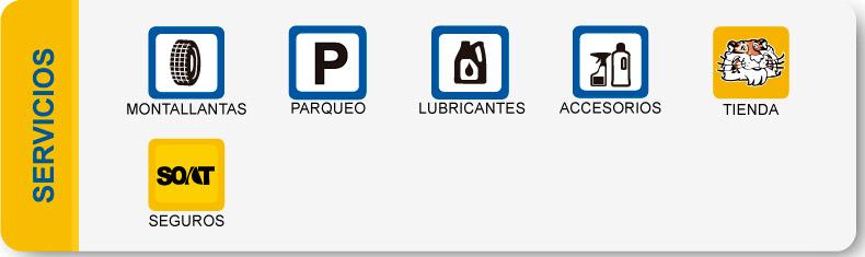 LOS OCARROS-servicios