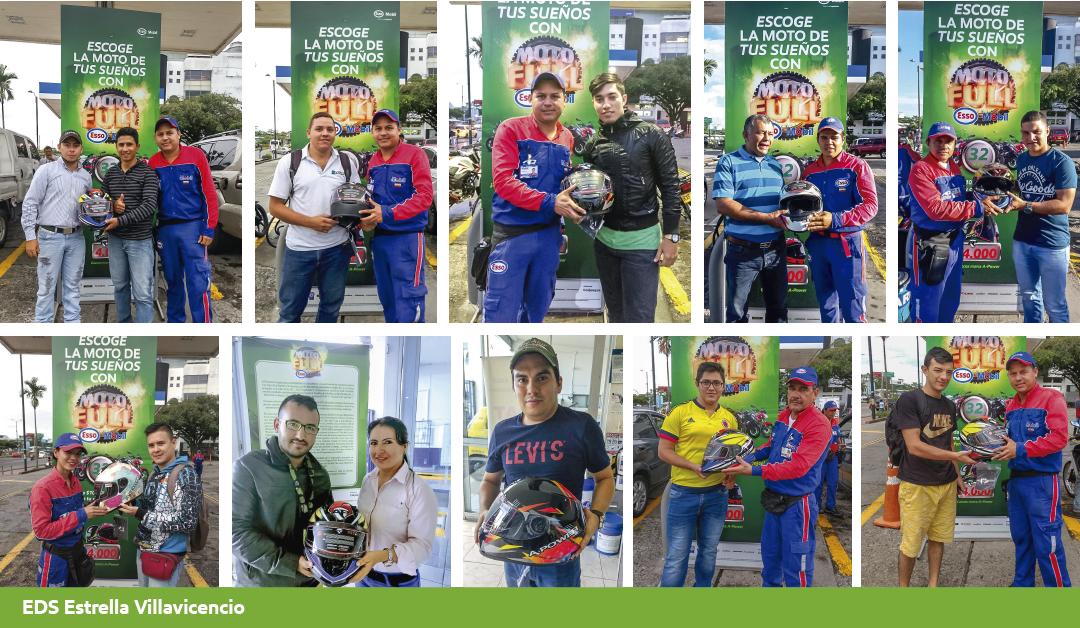 Ganadores Estrella Villavicencio