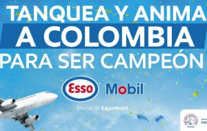 Tanquea y Anima a Colombia