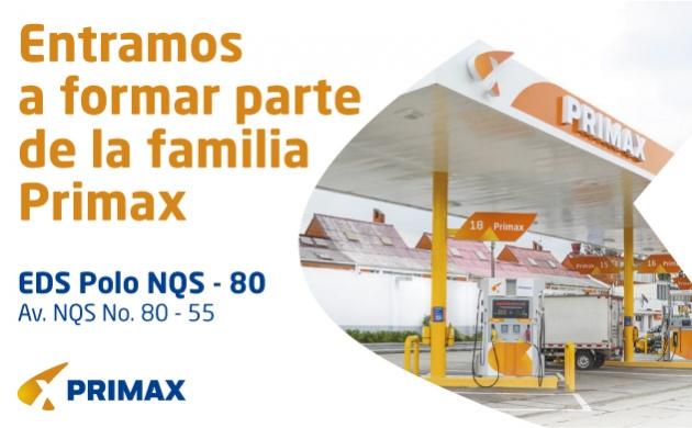 Inauguración EDS Primax Polo