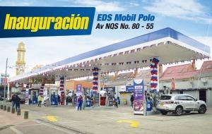 Inauguración EDS Mobil Polo