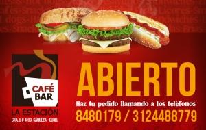 Compra con tranquilidad y seguridad en Café-Bar